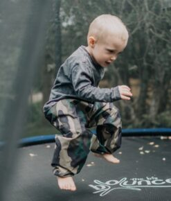 NZ-Made Kids Waterproof Pants - Camo Pants