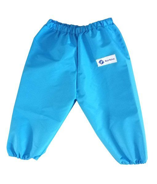 NZ-Made Turquoise Baby, Toddler Childrens Overpants
