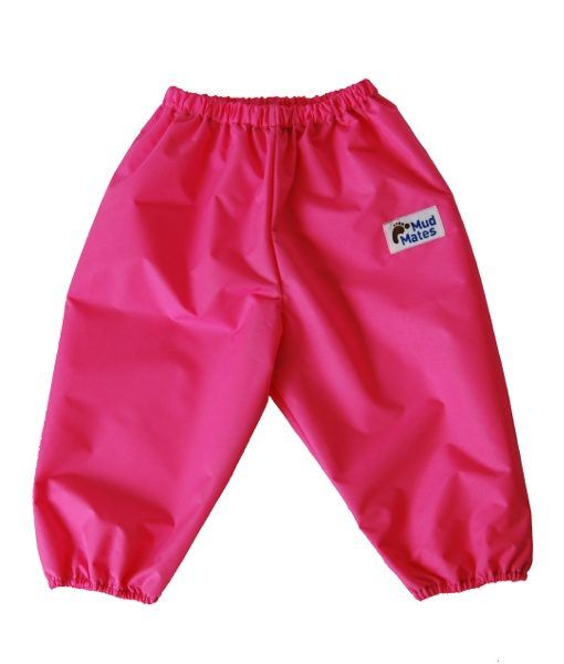 Pink Children's Overpants