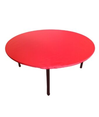 Round Fitted Tablecloths