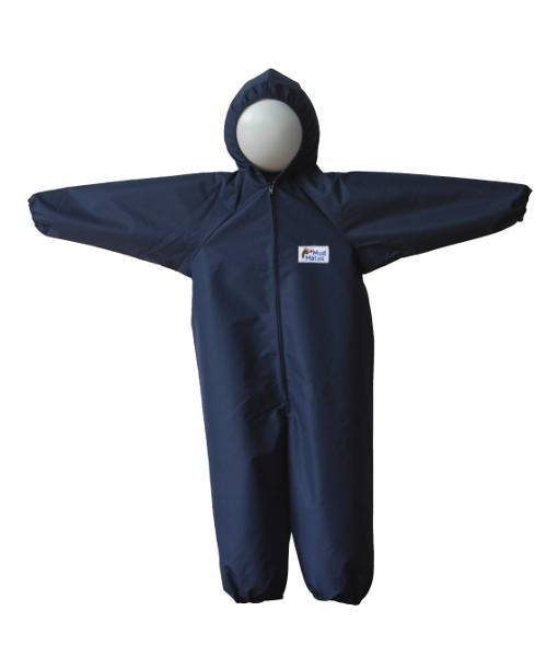 Navy Children's Coveralls