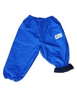 Royal Blue Fleece Lined Overpants
