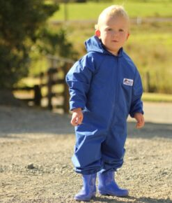 Royal Blue Children's Coveralls