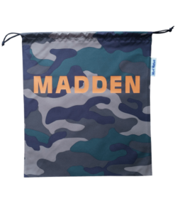 Camo Waterproof Swim Bag