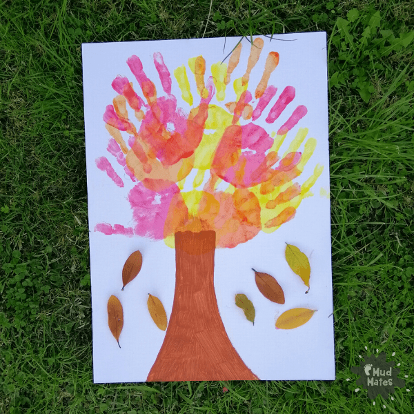 Fun and easy autumn crafts for kids