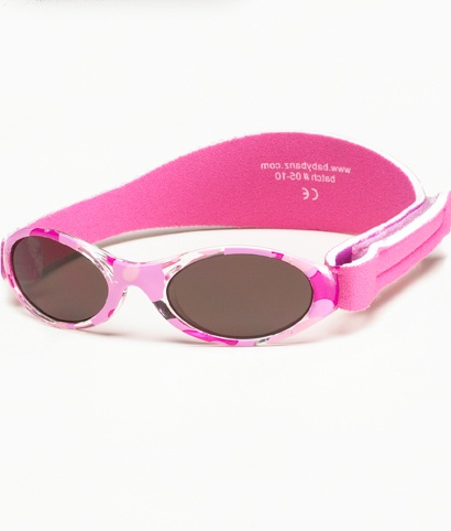 Pink Camo Baby, Toddler, Kids Sunglasses
