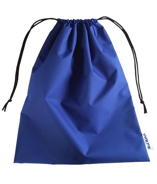 Blue Waterproof Kids Swim Bags / Wet Bags