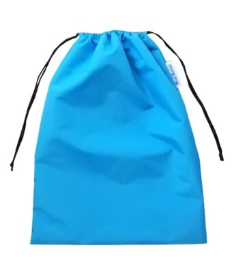 NZ-Made Waterproof Swim Bags / Wet Bags - Turquoise
